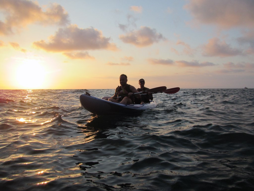 AperiSunset in kayak in Costiera Sorrentina