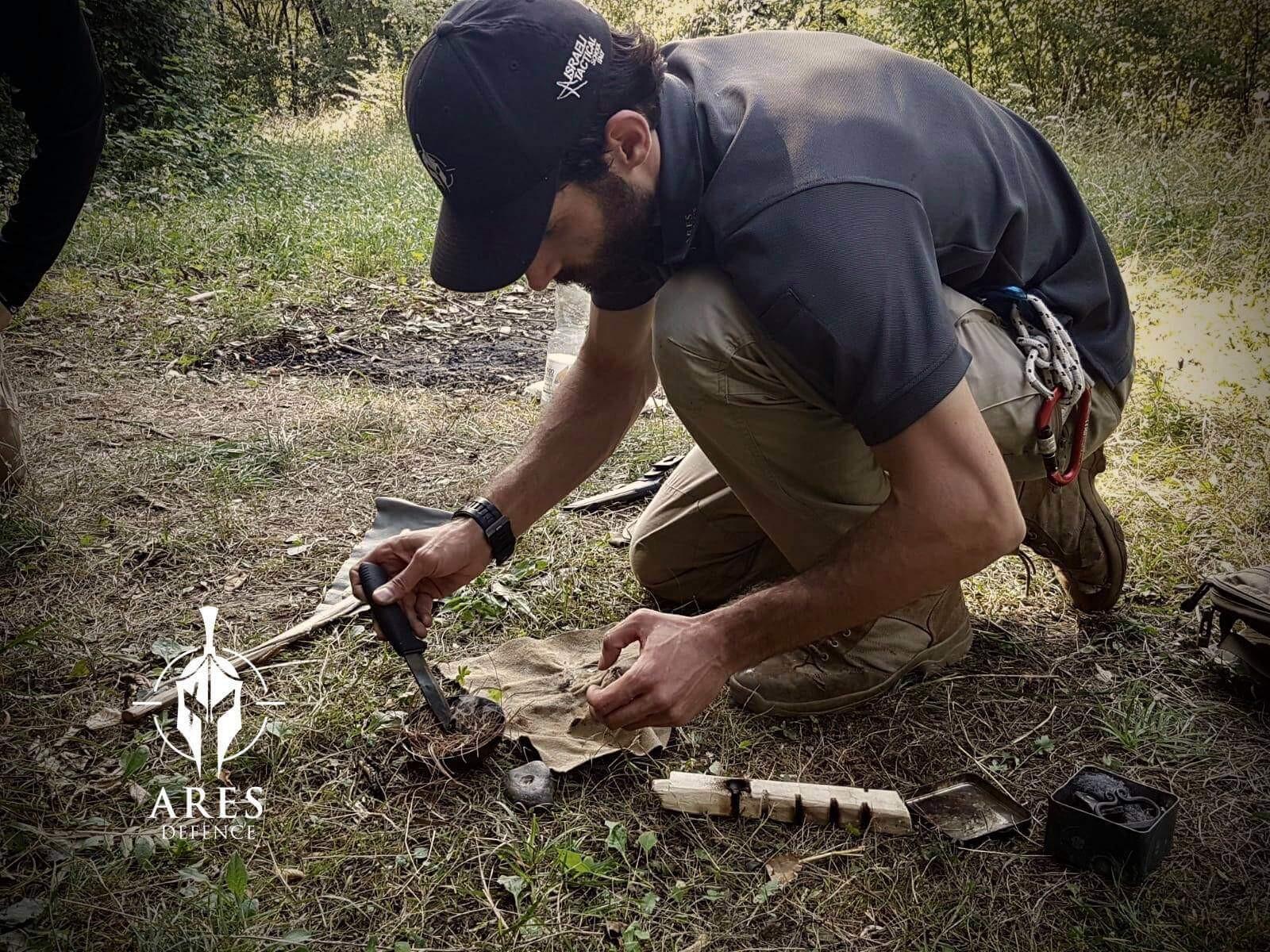 Ares Survival Course - Corso di sopravvivenza base a Lecco
