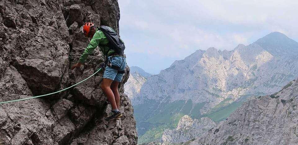 Arrampicata con Guida Alpina in Valsassina (LC)