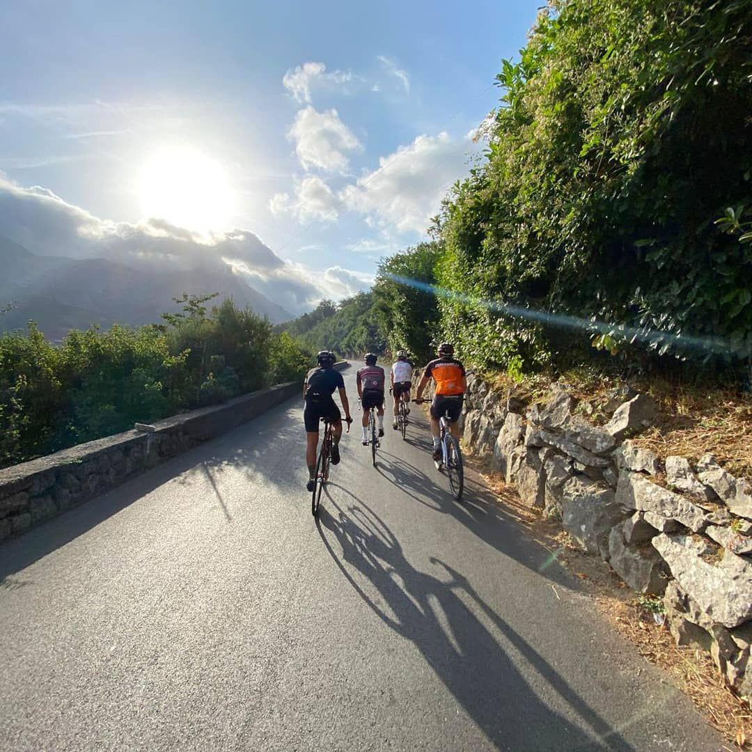 Bike tour sul Monte Faito nella Penisola Sorrentina