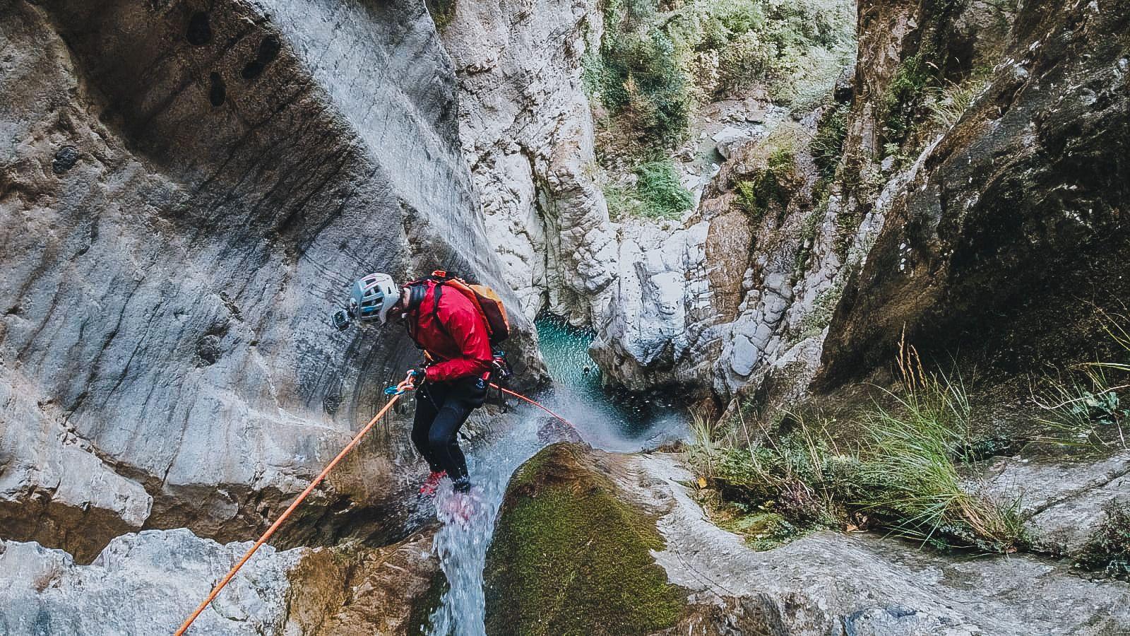 Canyoning Adventure a Campione del Garda