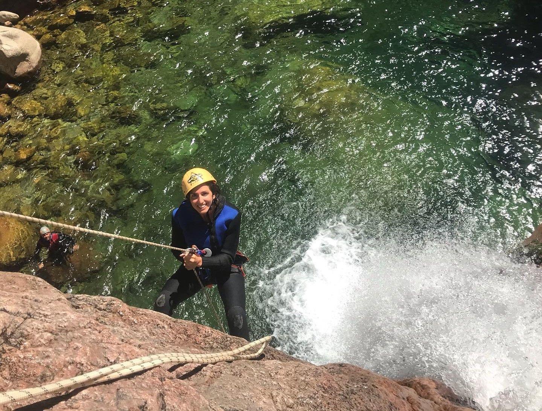 Canyoning Adventure al Fosso di Riancoli