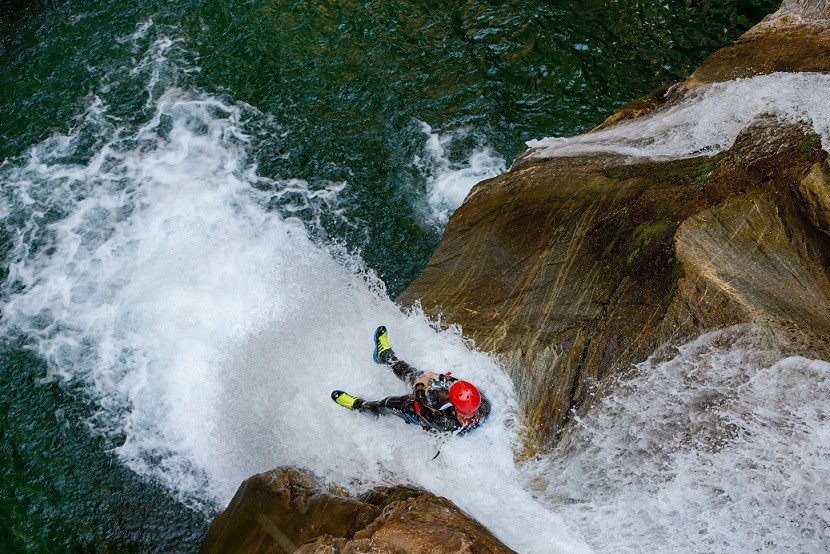 Canyoning Adventure in Val Bodengo (SO)