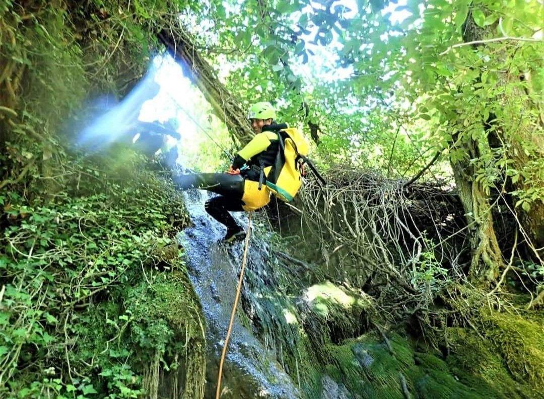 Canyoning Experience Forra di Roccaranieri