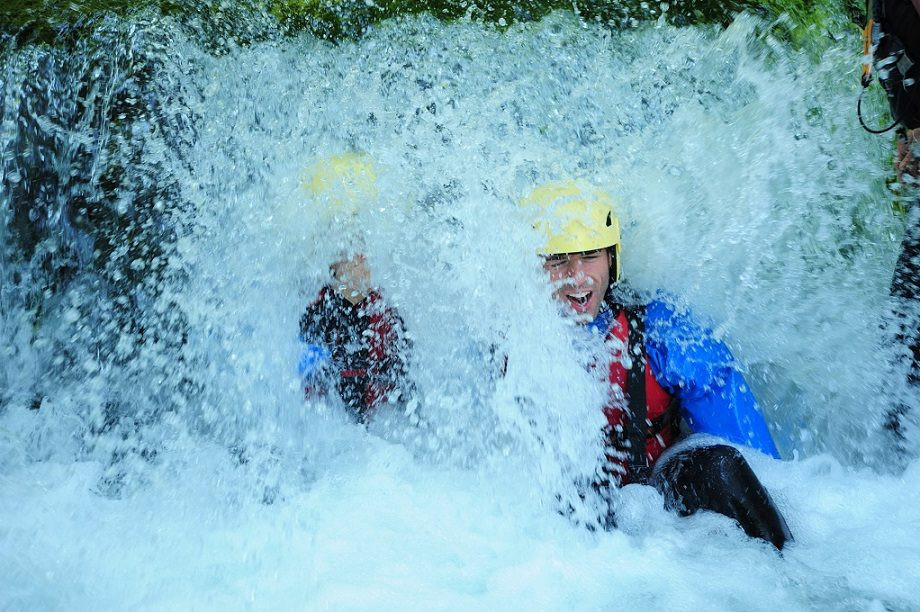 Canyoning Experience sul torrente Torno (SA)