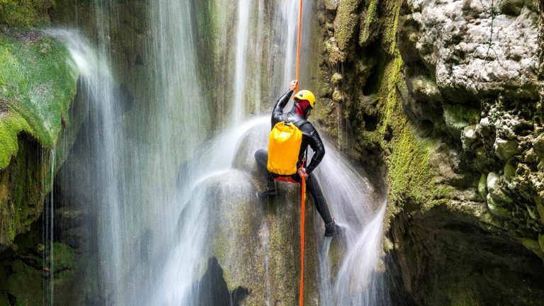 Canyoning Experience in Val di Sole