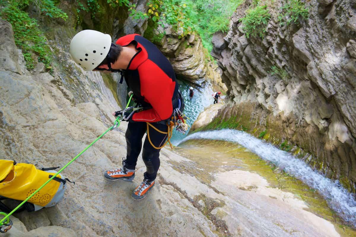 Canyoning nella Val di Sole in Trentino Alto Adige