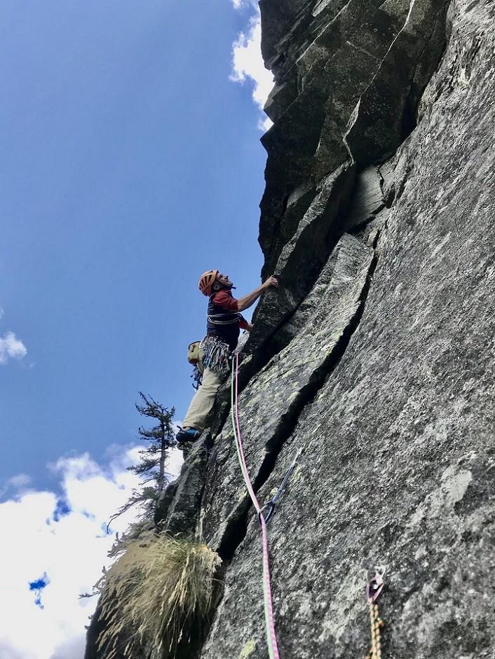 Climbing Safari di 6 giorni in Val d'Ossola (VB)