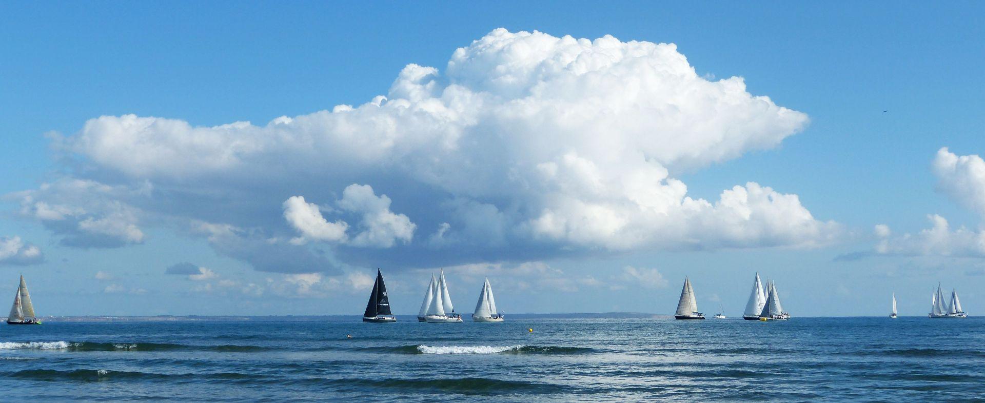 Corso base di vela di due giorni a Savona