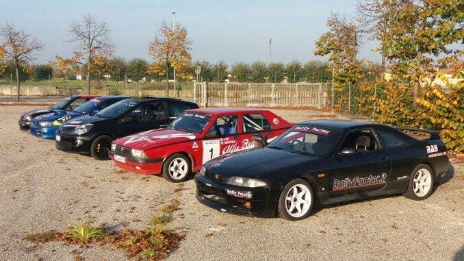 Corso Guida Rally+Drift