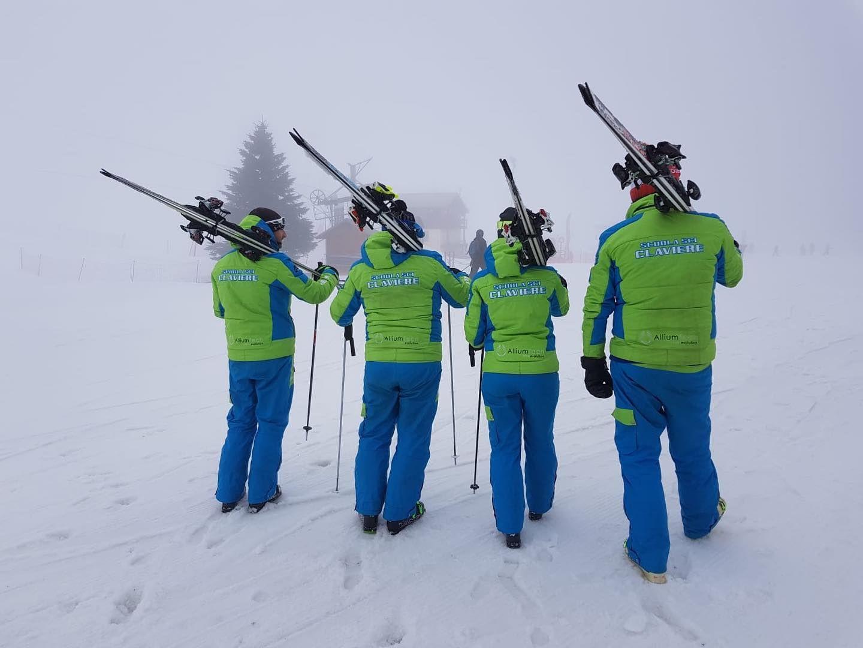 Corso di sci di una settimana per adulti a Claviere