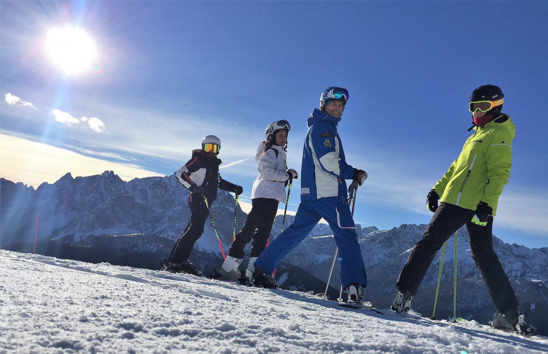 Corso di sci a Dobbiaco nel weekend – 3 lezioni private per tutti i livelli