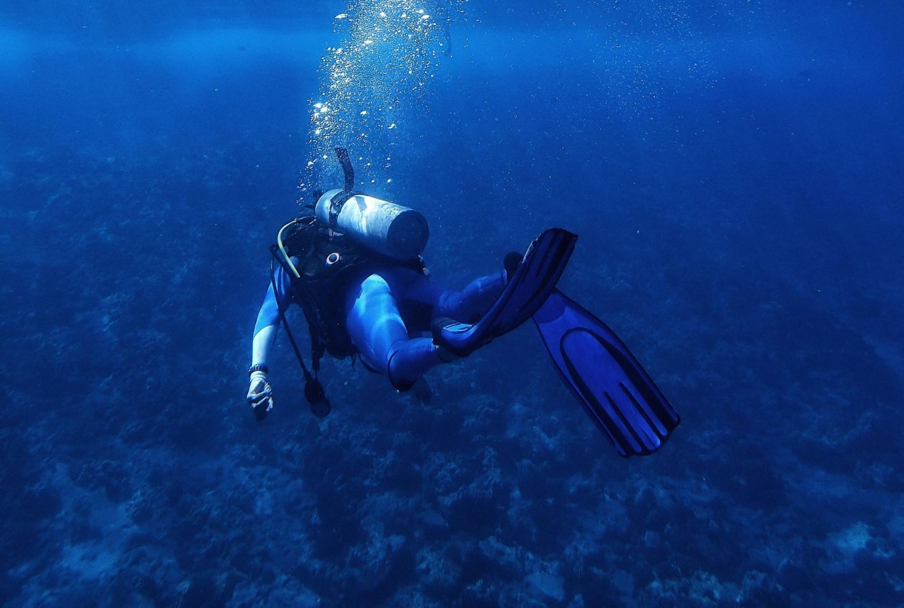Doppia immersione subacquea a Taormina