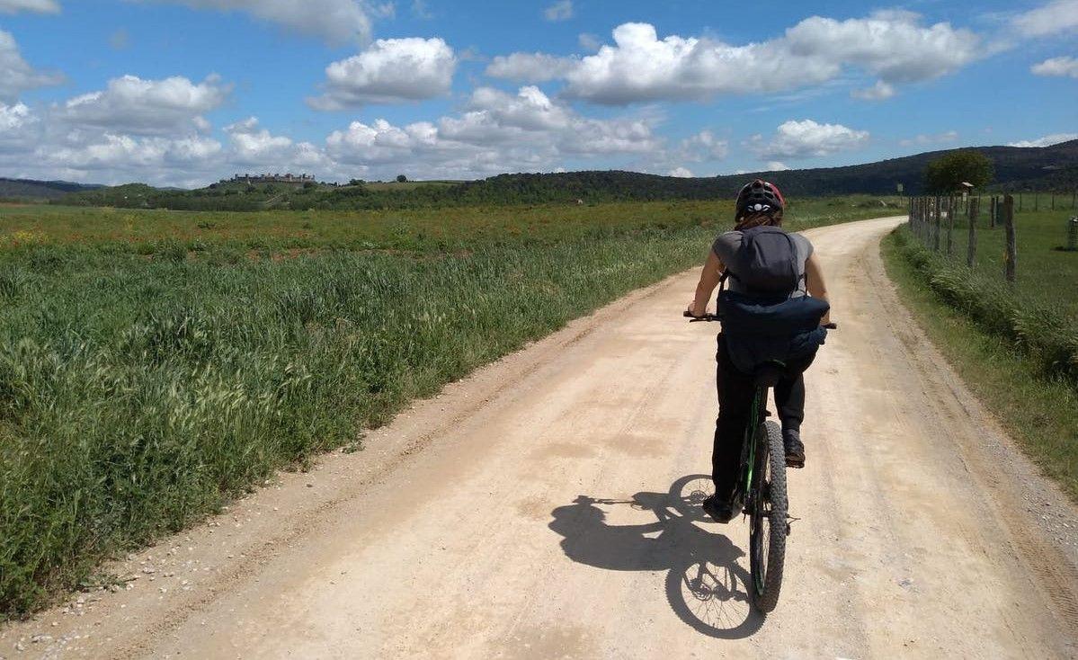 E-bike Safari tour nel Chianti