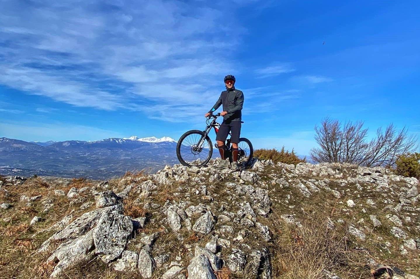 E-bike tour Abruzzo Off-Road
