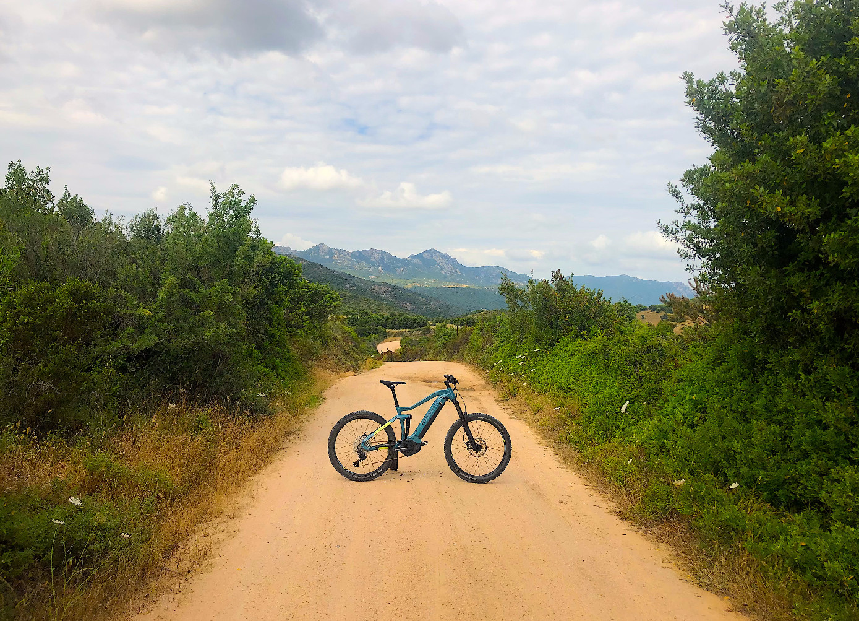 E-bike tour nell'entroterra gallurese
