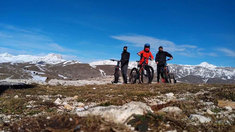 E-bike tour nel Parco Nazionale del Gran Sasso