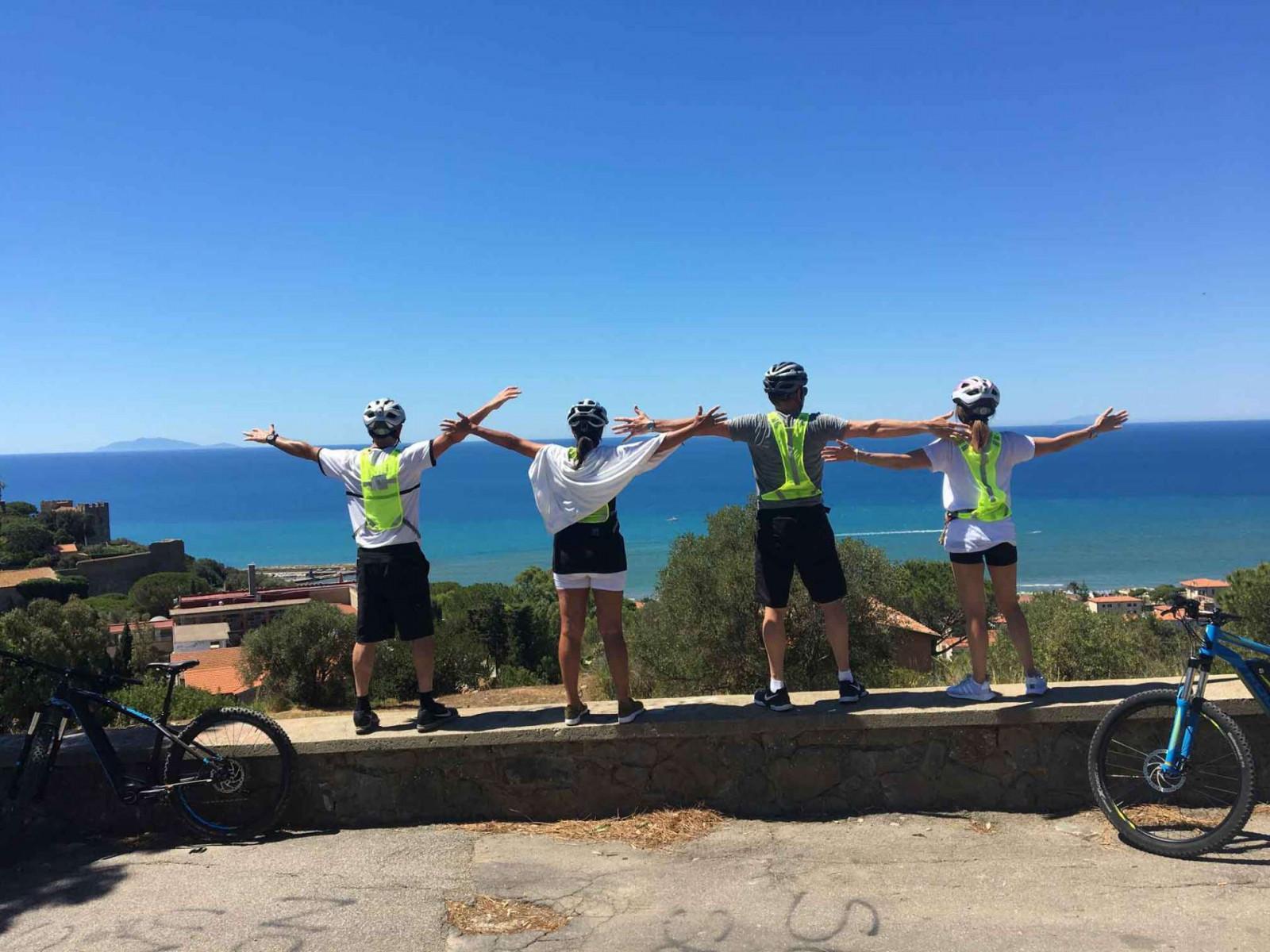 E-bike & Wine tour con degustazione a Castiglione della Pescaia (GR)