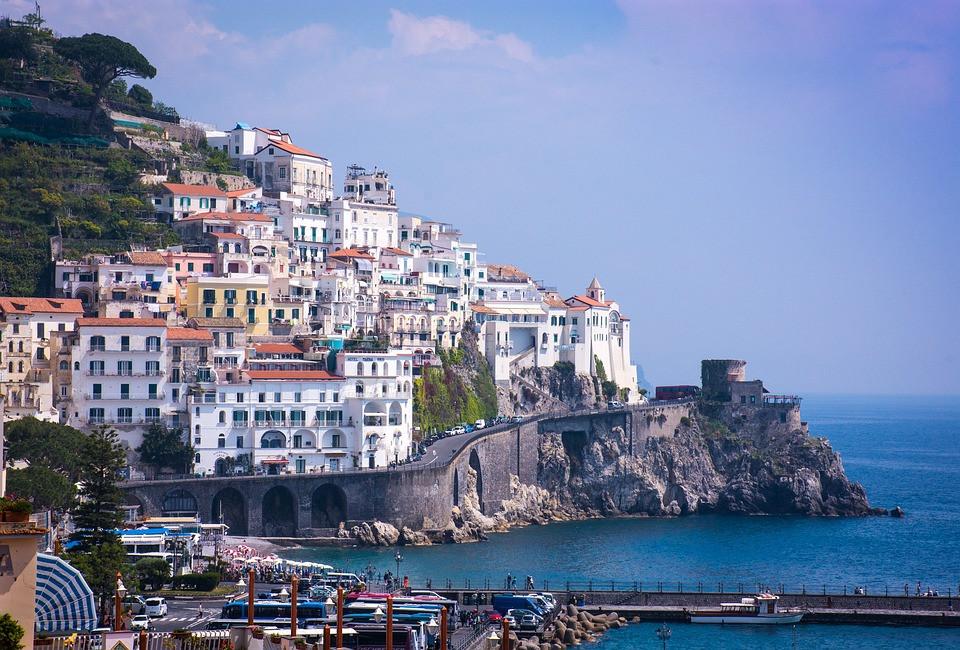 Escursione in barca ad Amalfi e Positano
