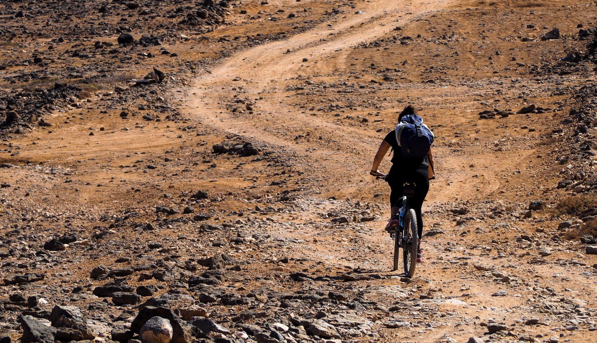 Escursione in e-bike sul Vesuvio