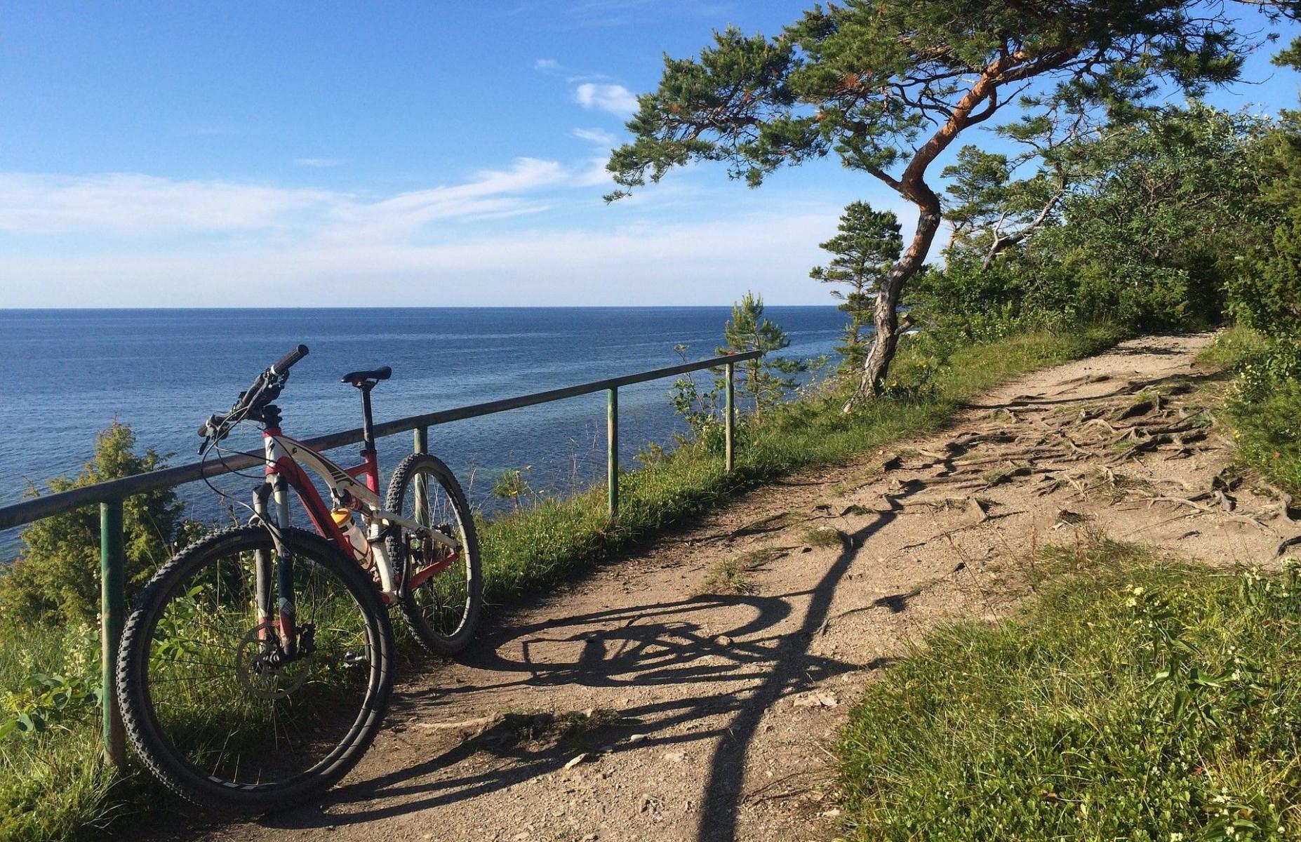 Escursione in mountain-bike a Bari Sardo in Ogliastra