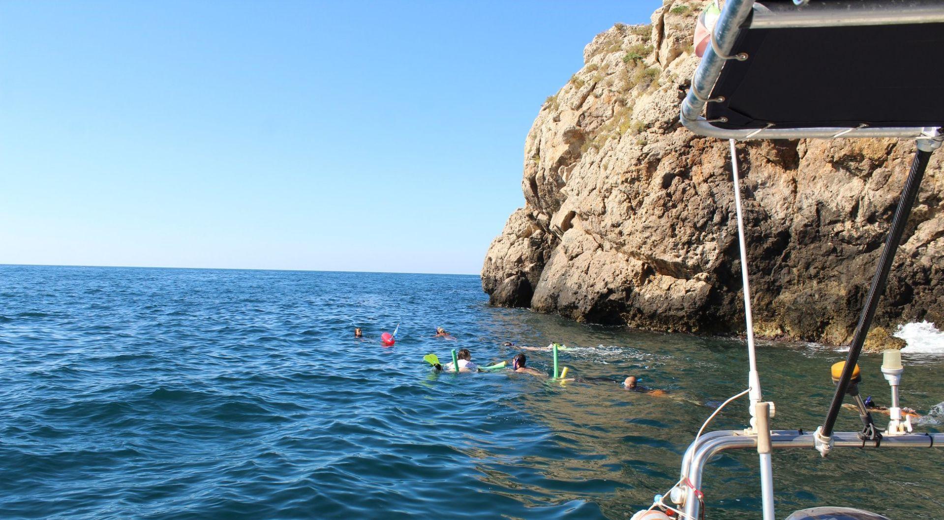 Escursione di snorkeling allo Scoglio dell'Eremita
