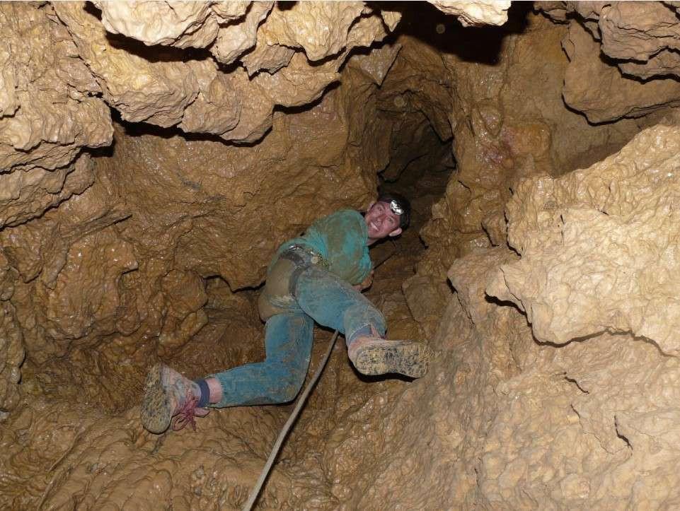 Escursione speleologica verticale nelle cave di Gerfalco (GR)