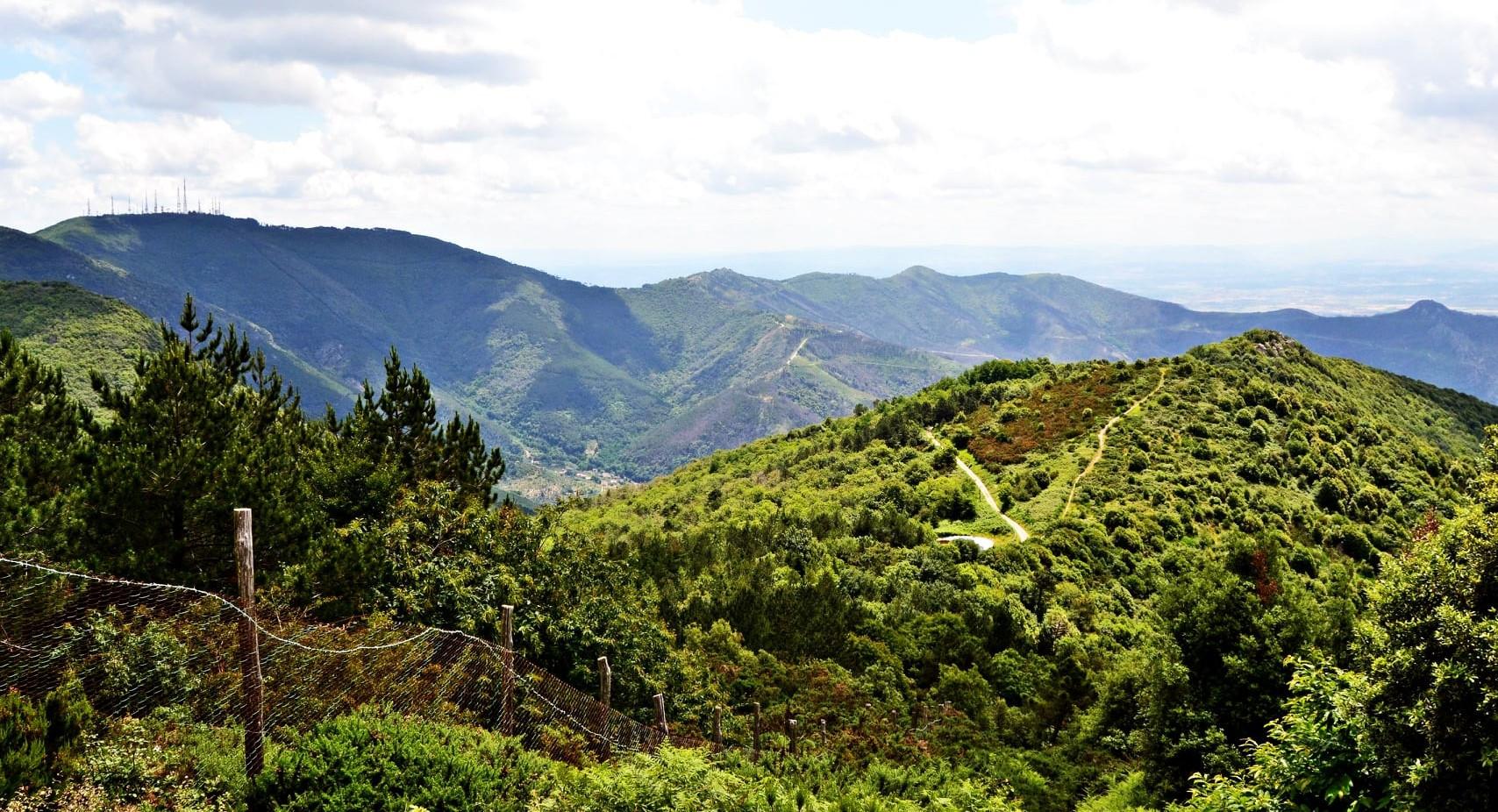 Trekking alla Rocca della Verruca sui monti pisani