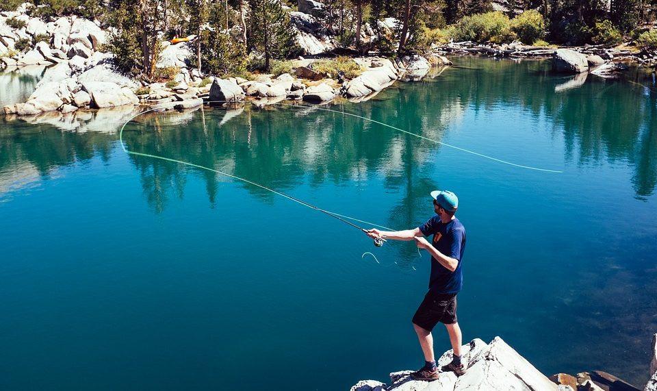 Fishing Adventure nel Parco Nazionale dello Stelvio