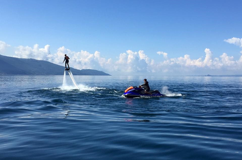 Flyboard Experience sul Lago di Garda