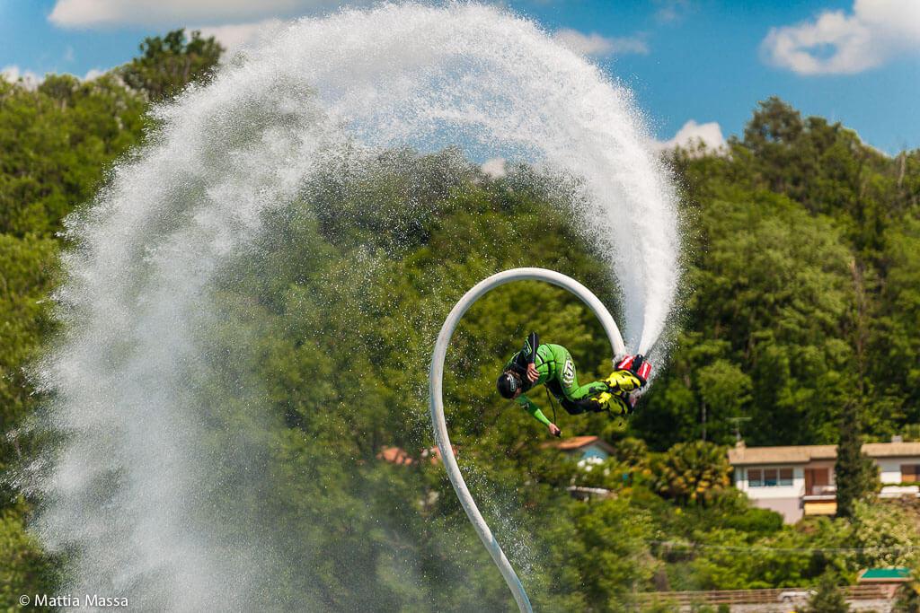 Super-Hero: Flyboard o Hoverboard per tutti sul Lago Maggiore