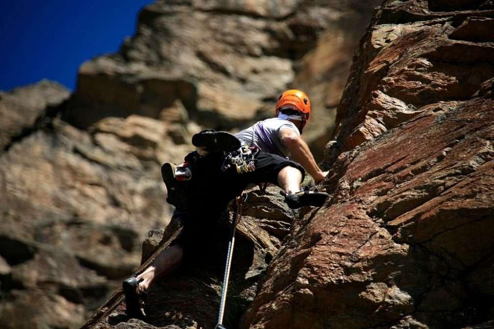 Giornata di avvicinamento all'arrampicata in provincia di Verbania