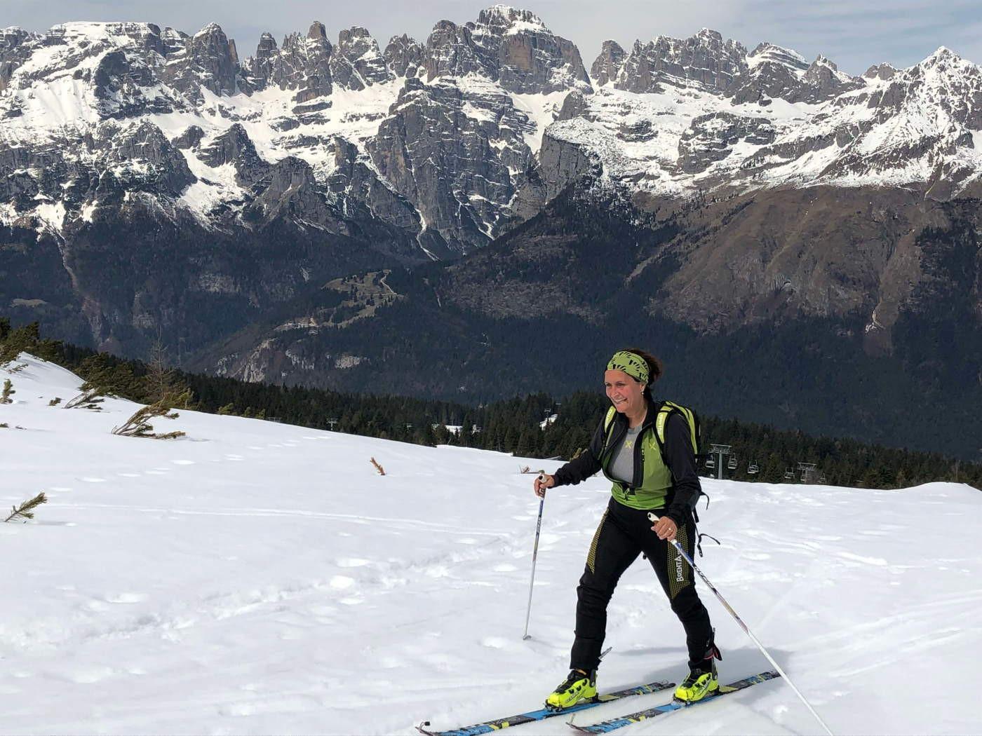 Giornata di avvicinamento allo Sci Alpinismo in Trentino