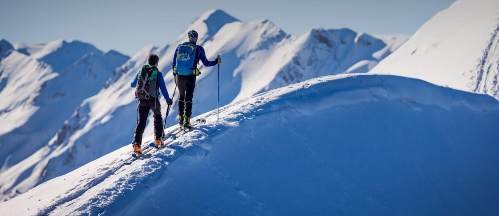 Giornata di avvicinamento allo sci alpinismo in Valtellina