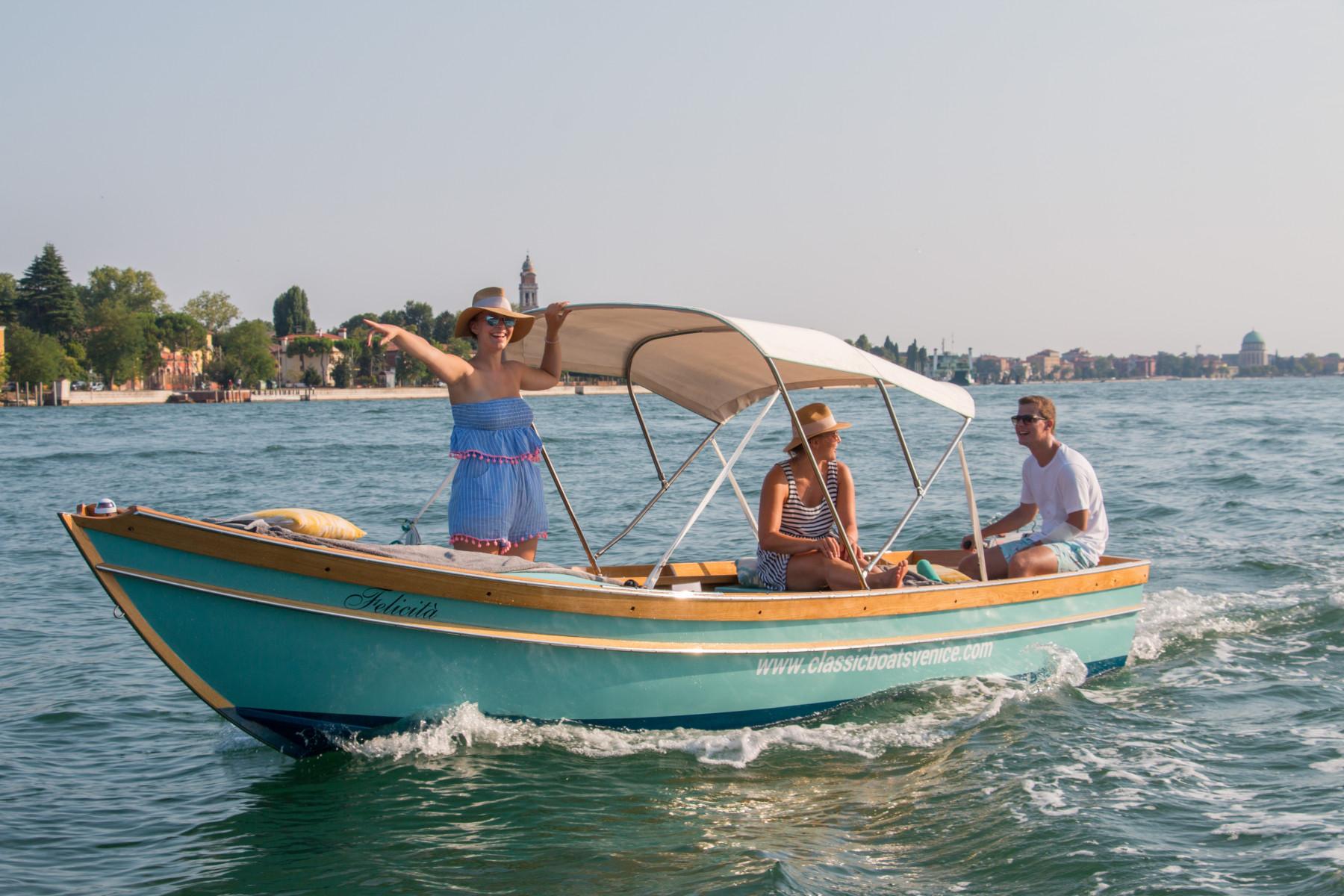 Giornata in barca alla scoperta della Laguna di Venezia