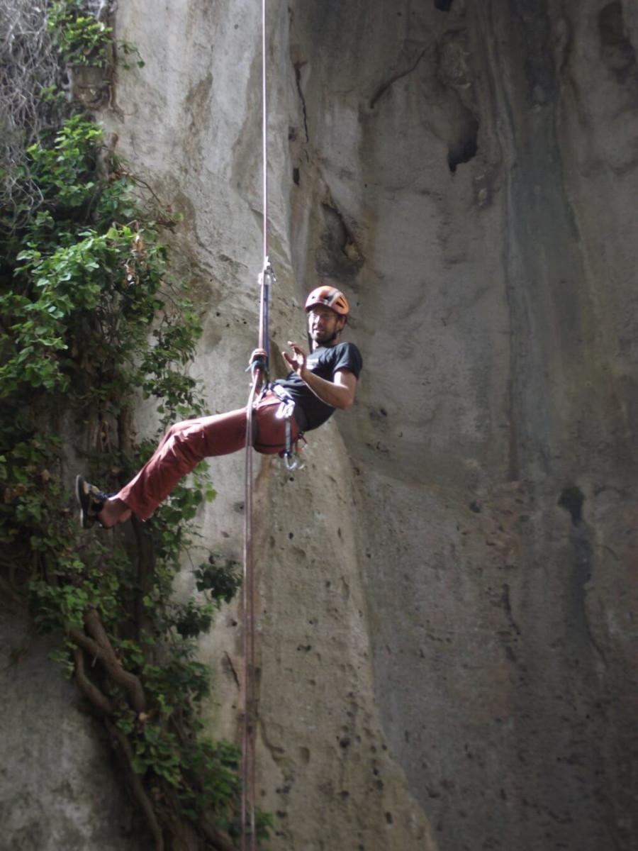 Giornata di arrampicata a Finale Ligure per tutti i livelli