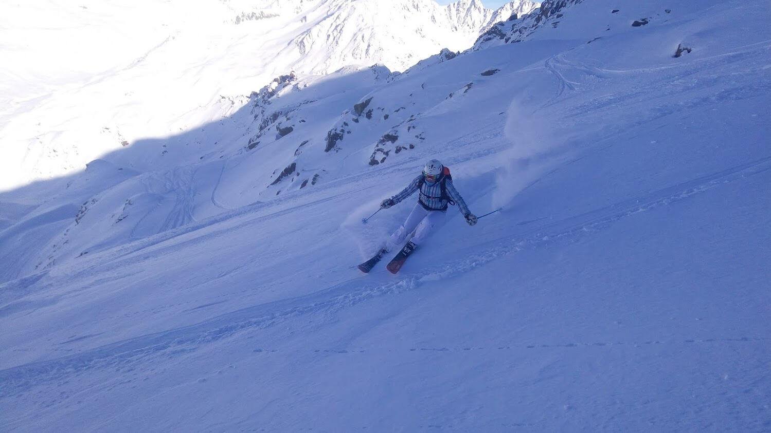 Giornata di sci con maestro privato a Andermatt
