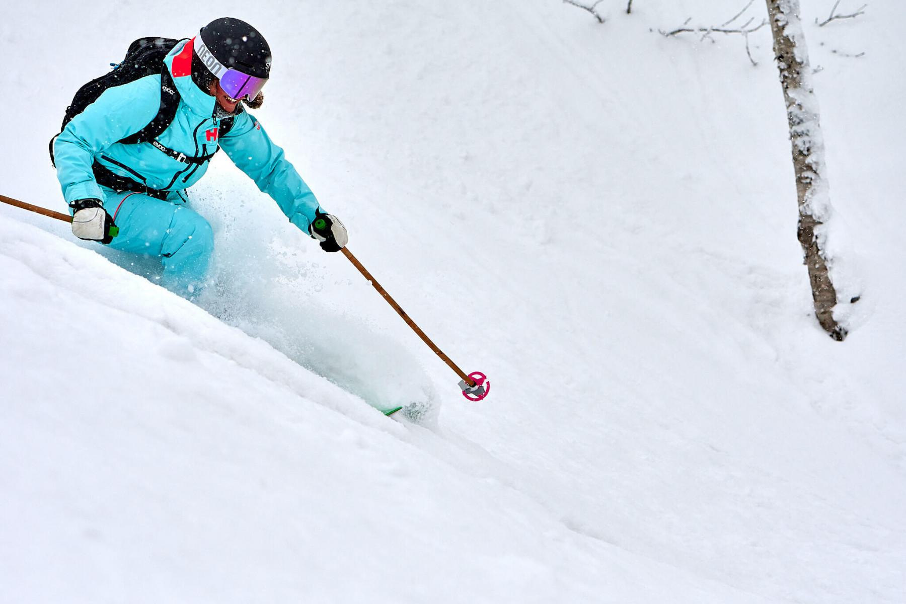 Giornata di sci con maestro privato a Laax