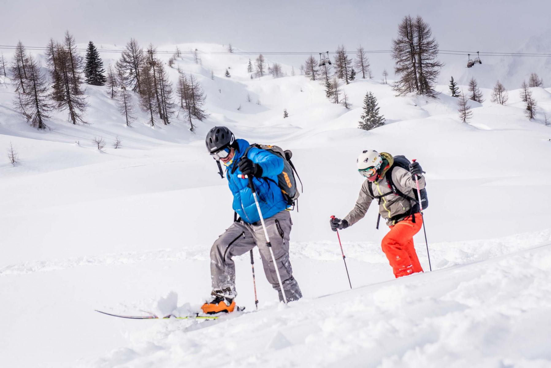 Giornata introduttiva allo sci alpinismo nell'Alto Garda e Prealpi lombarde