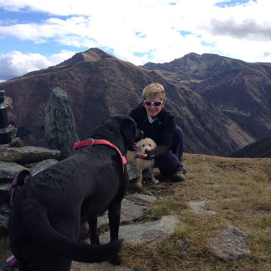 Giornata di trekking in Valle Ellero (Cuneo)