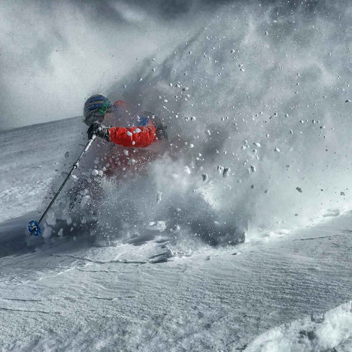 Heliski Free-Ride sul Monte Rosa