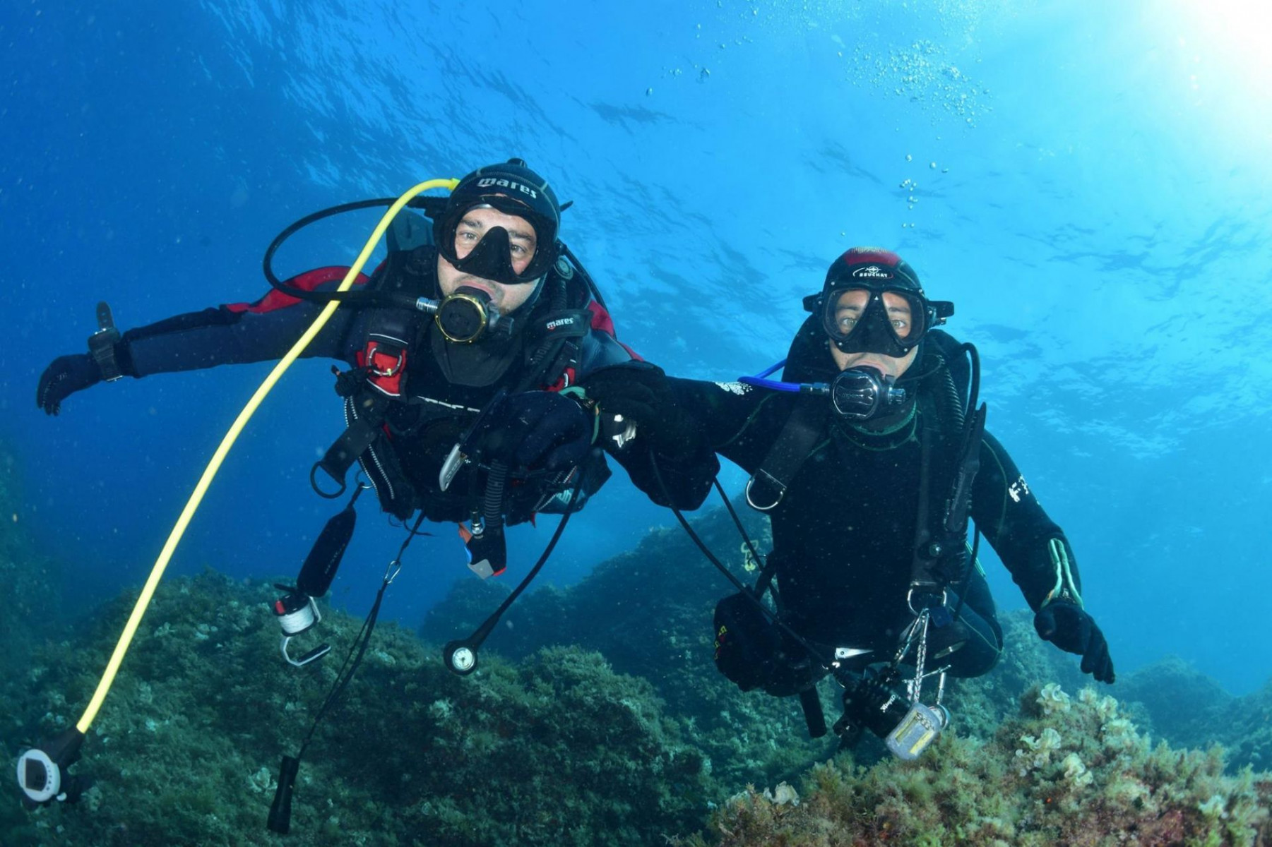 Scuba Diving Experience a San Vito Lo Capo