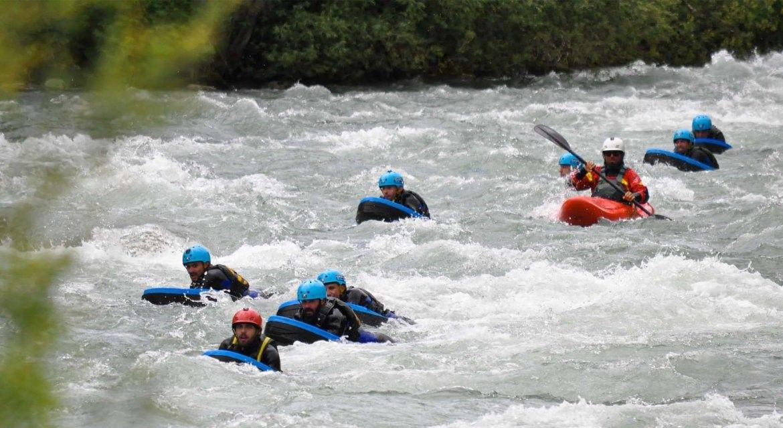 Hydrospeed Adrenaline sul fiume Noce in Val di Sole