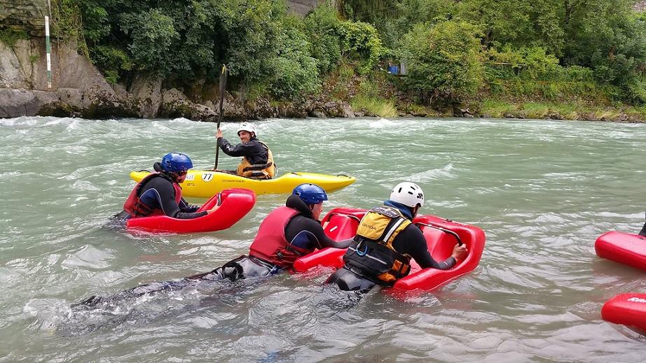 Hydrospeed Fun in Valtellina