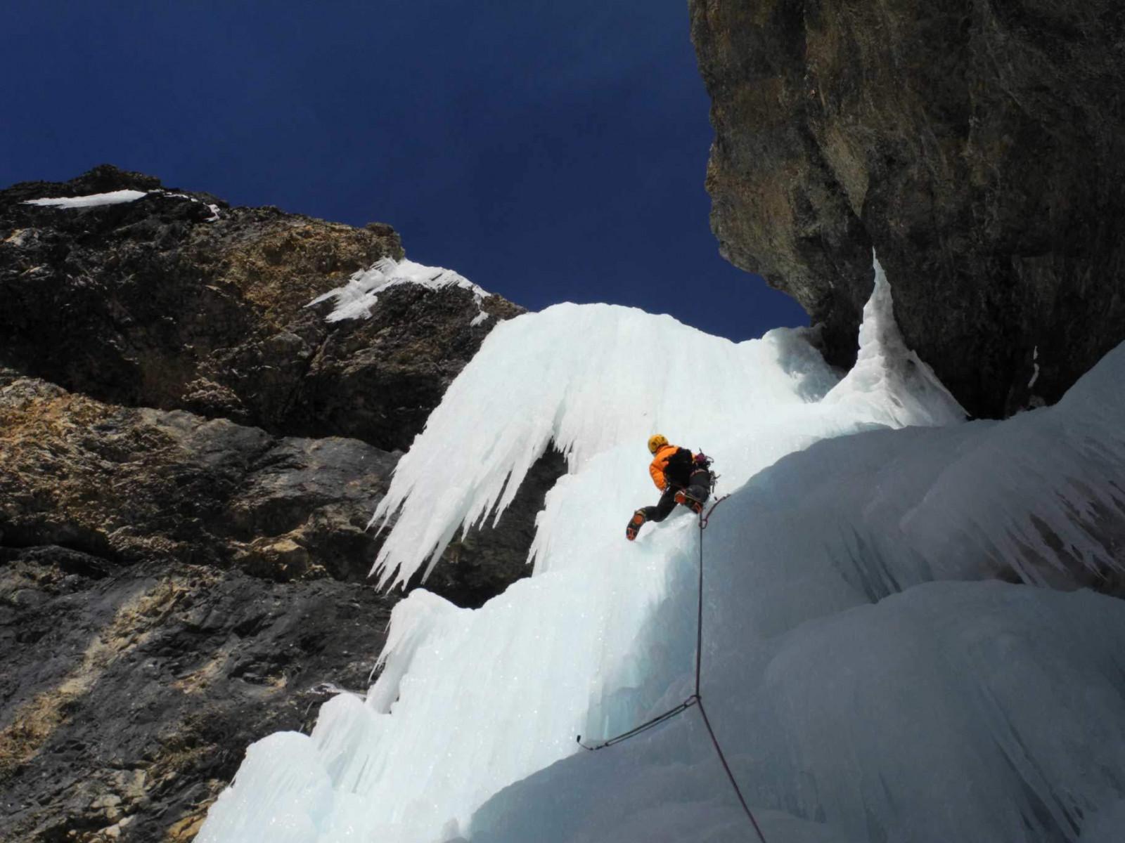 Ice Climbing: arrampicata su ghiaccio in Trentino-Alto Adige