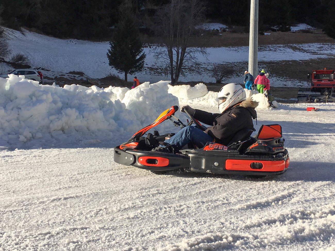Ice Kart