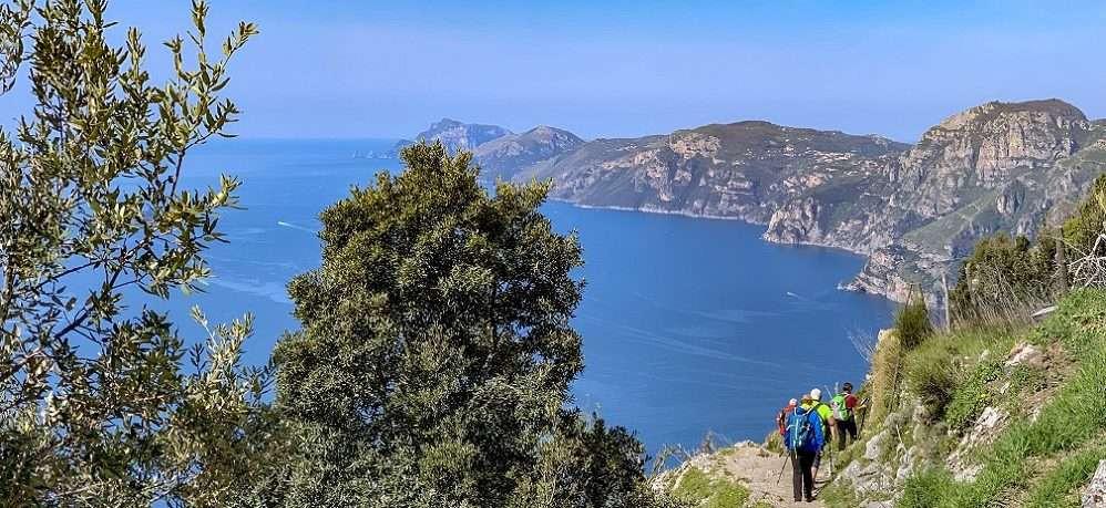 Il Sentiero degli Dei, trekking guidato da Agerola a Positano
