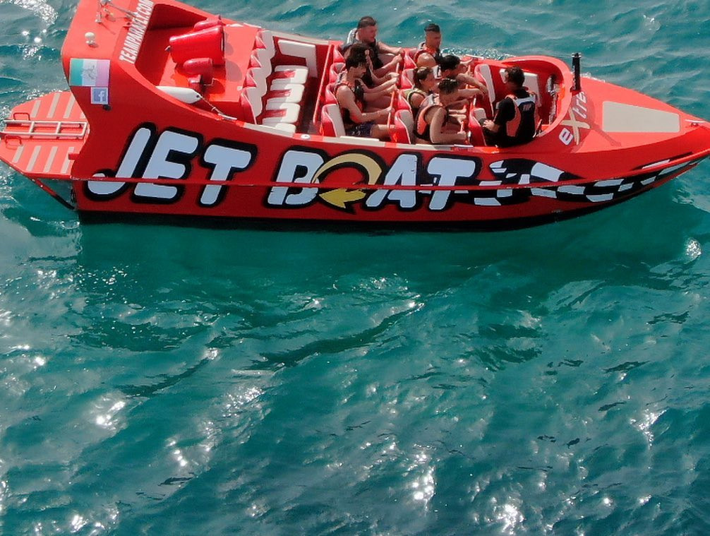 Jet Boat Adrenaline Experience a Ragusa