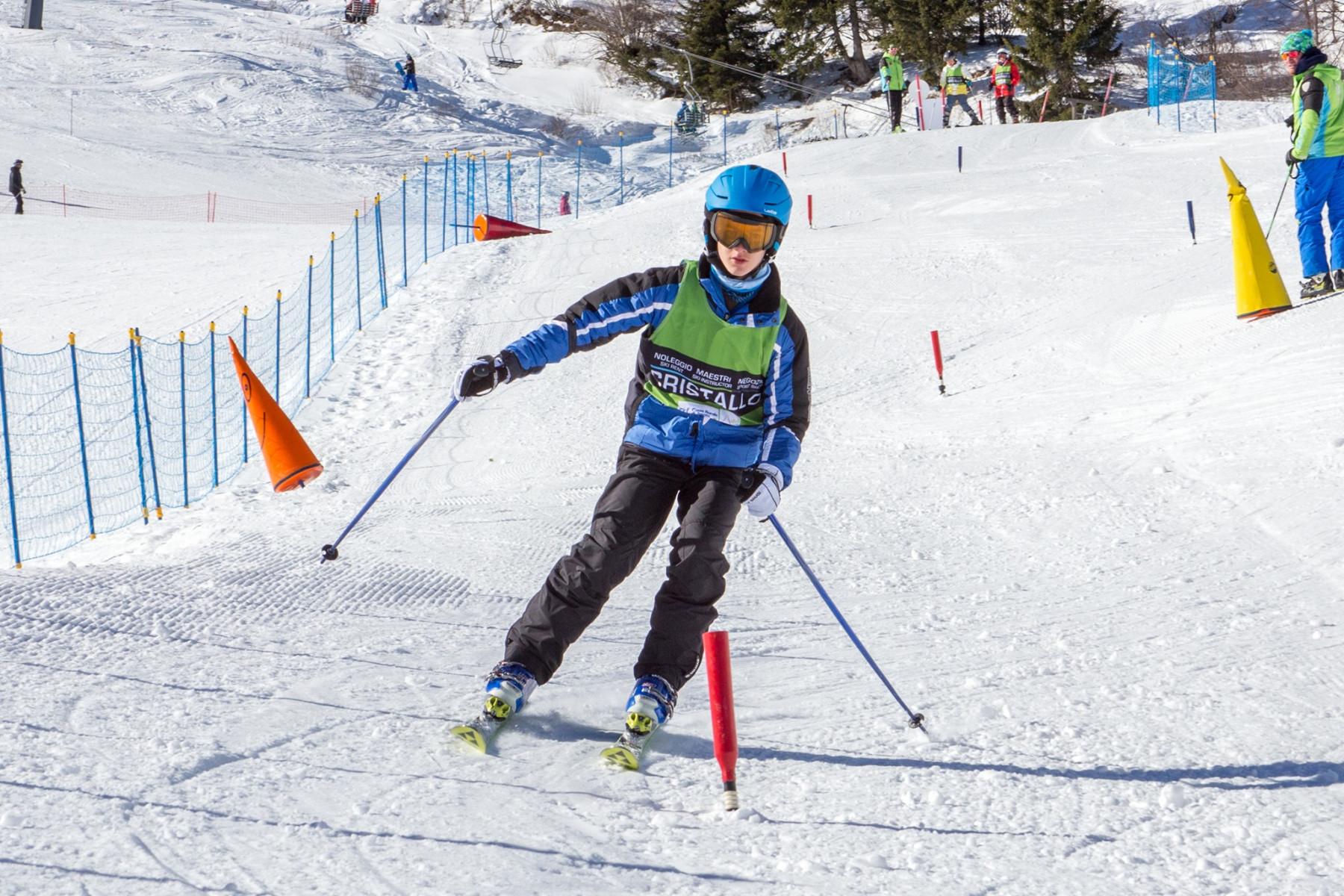 Lezione individuale di sci sul Monte Bondone per tutti i livelli