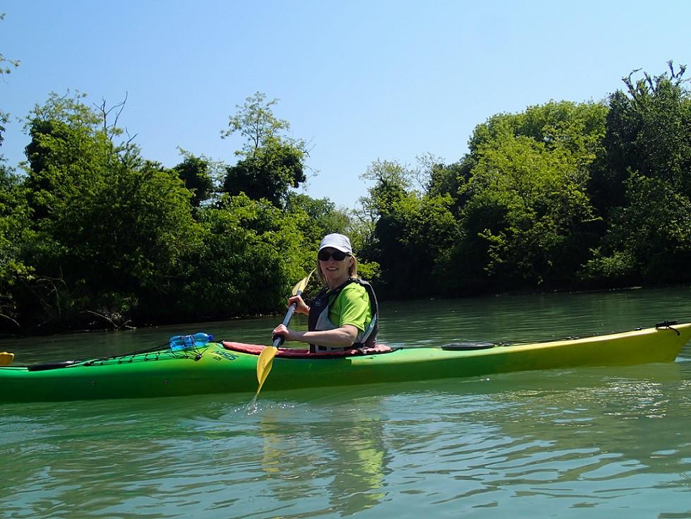 Kayak Tour avventuroso verso la misteriosa isola di Poveglia (VE)
